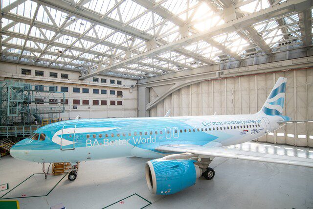 UK airlines push sustainability projects