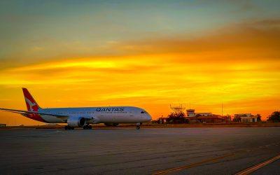 Qantas picks Darwin as temporary stopover for London flights
