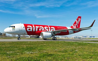 AirAsia Group converts remaining A320ceo order to A321neos