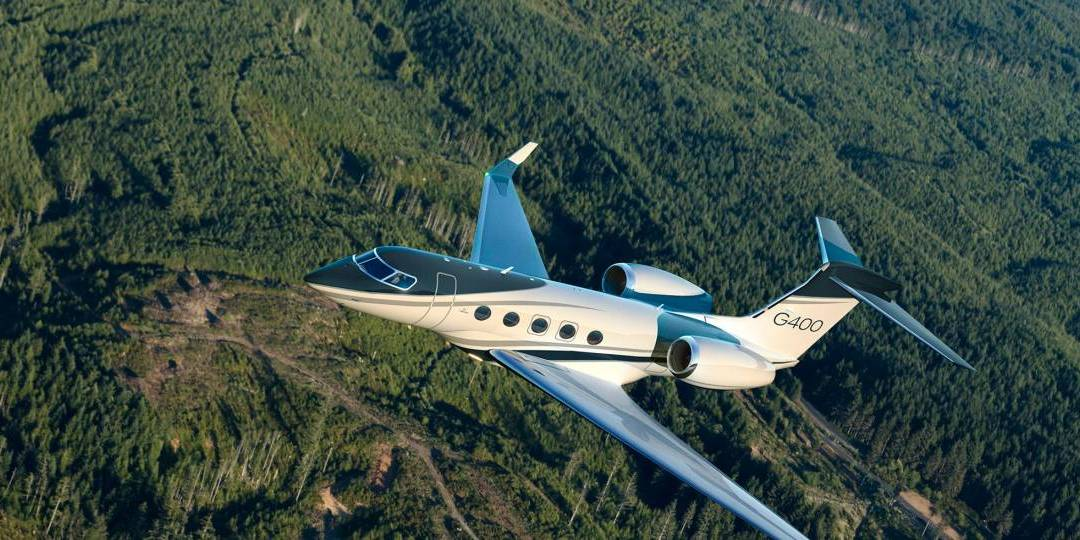 Gulfstream launches G400 and G800