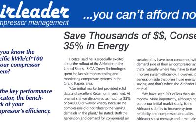 Airleader Energy Savings