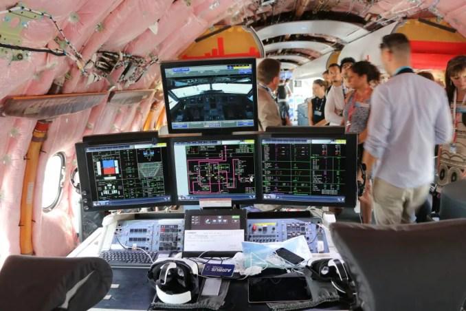 Airbus Paris Air Show a321neo