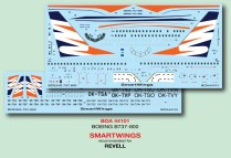 BOA144-101 Smart Wings A319 Decal