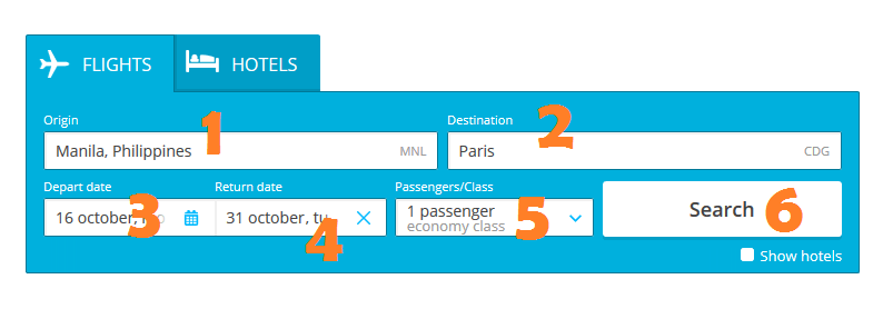 airline promo cheapest flights
