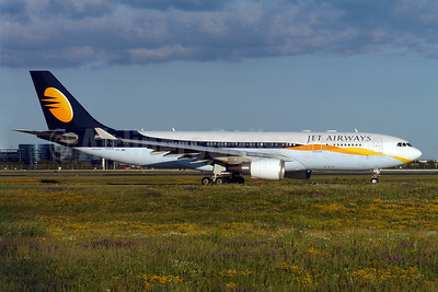 Jet Airways Airbus A330-203 VT-JWH (msn 882) YYZ (TMK Photography). Image: 900289.