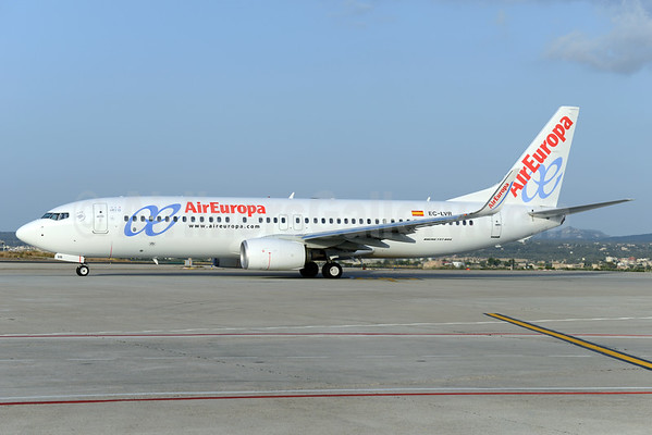 Image gallery europa airlines for Air europa oficinas en madrid