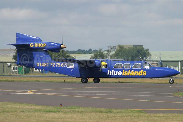 Britten Norman Trislander | World Airline News