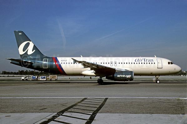 Air Tran Air Airlines 86