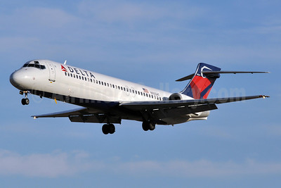 Delta operates its last DC-9 flight with N773NC, expands