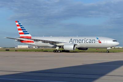 American Launches Dallas Fort Worth Seoul Incheon