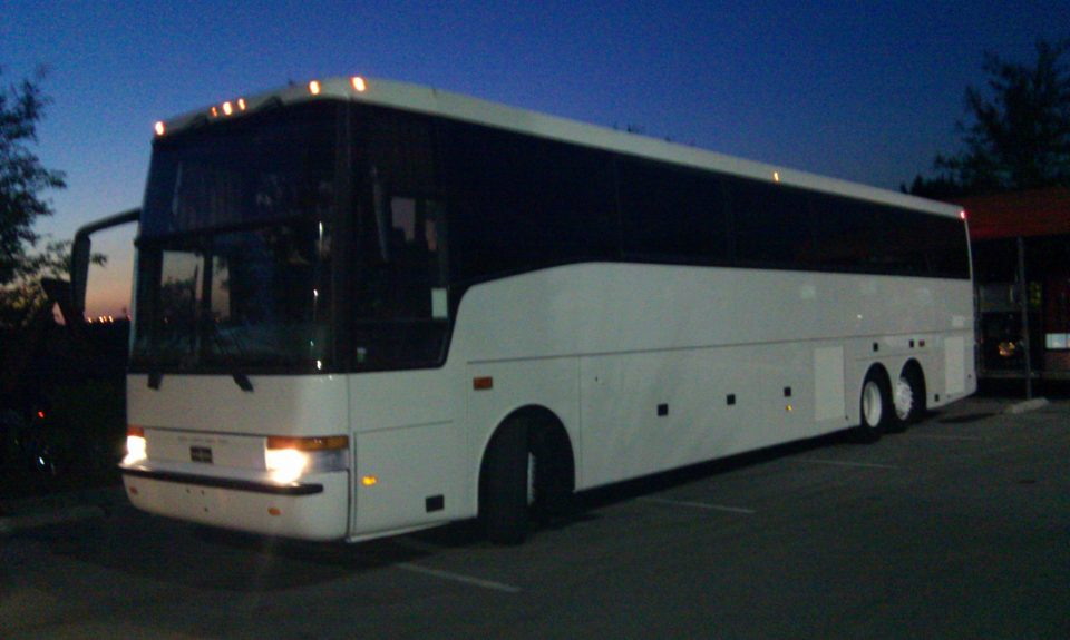 Bus Charters from Fairbanks and Anchorage, Alaska