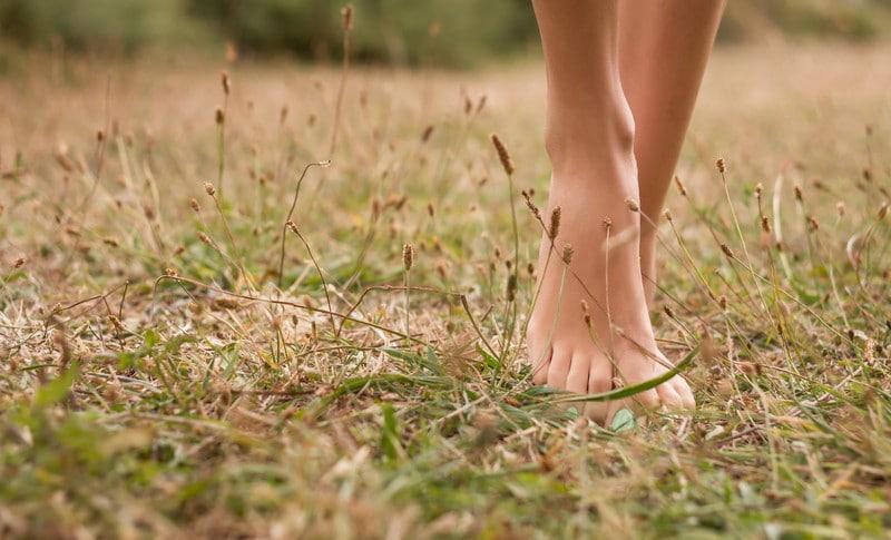 Dolor de pies salud