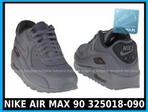Buty męskie NIKE AIR MAX 90 325018-090 cena 350 zł - sklep 5