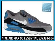 NIKE AIR MAX 90 ESSENTIAL 537384-004 szare,czarne, niebieskie w cena 380 zł, przesyłka gratis 1