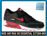 NIKE AIR MAX 90 ESSENTIAL 537384-069 - czarne Air Maxy w cenie 399,99 zł - wysyłka gratis 1
