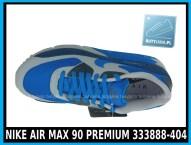 Niebieskie NIKE AIR MAX 90 PREMIUM 333888-404 2