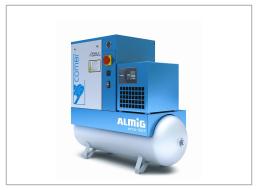 Compresor cu surub Almig Combi 2S Airmed