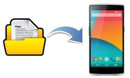 cara transfer file cepat android