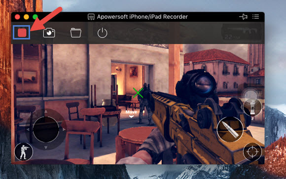 How to Record Games on iPhone Easily iPhone gameplay recorder