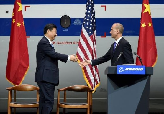 Boeing and China