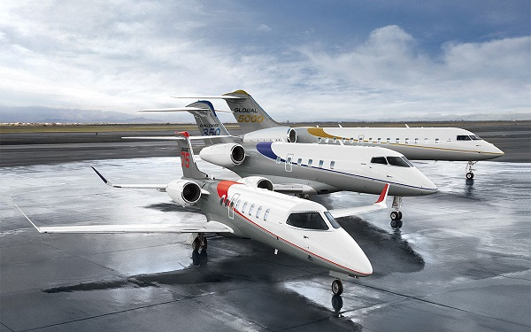 bombardier jets