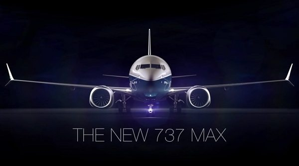 The New 737 MAX