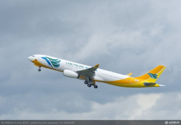 Cebu Pacific Airbus A330-300