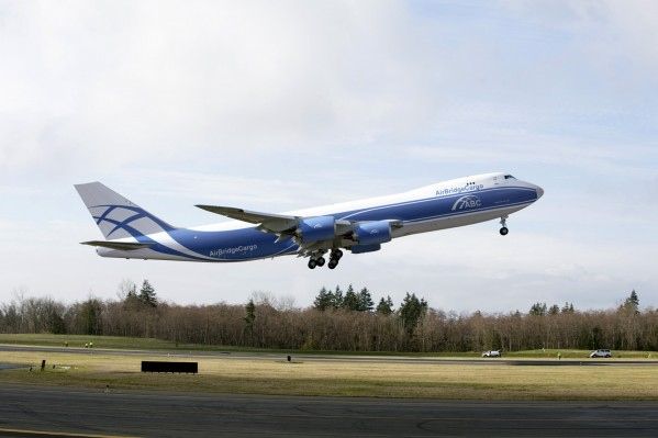 Air Bridge Cargo 747-8