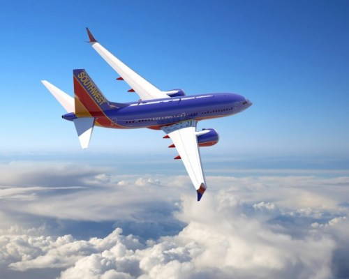 Southwest Airlines Boeing 777 MAX 7