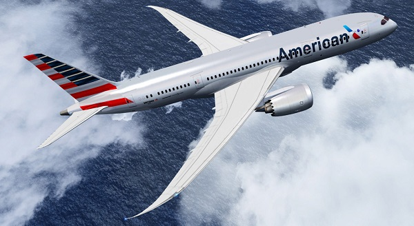 American Airline 787 Dreamliner