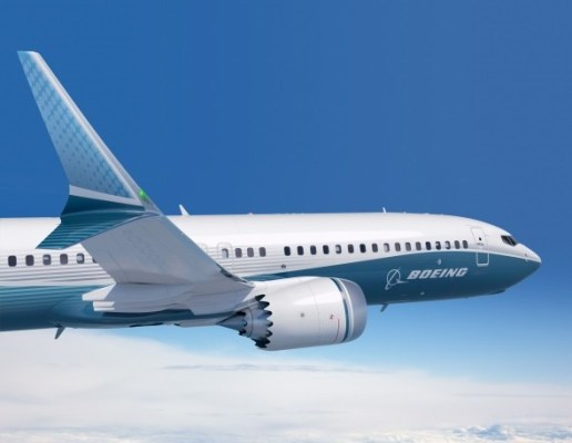 Boeing 737 MAX new winglets