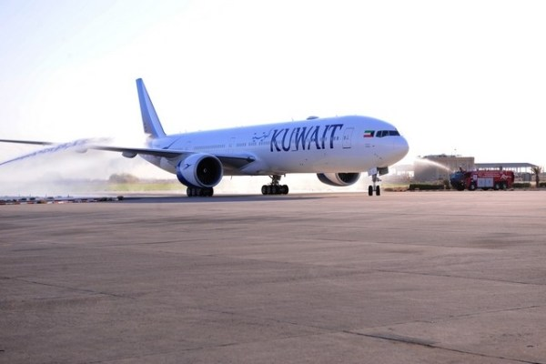 Sixth new Boeing 777 delivered to Kuwait Airways in four months
