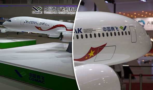 Russia and China Team Up to Take on Airbus and Boeing