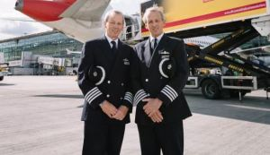 Pilot Brothers Jeremy and Nick Hart
