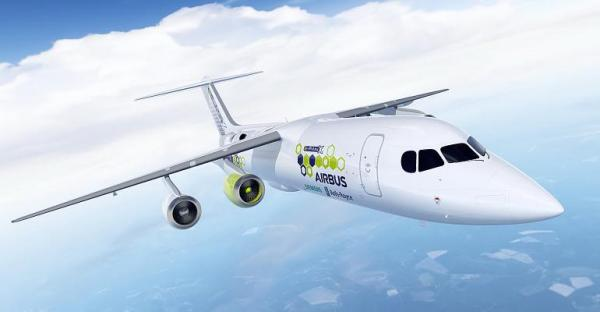 Airbus E Fan X hybrid-electric