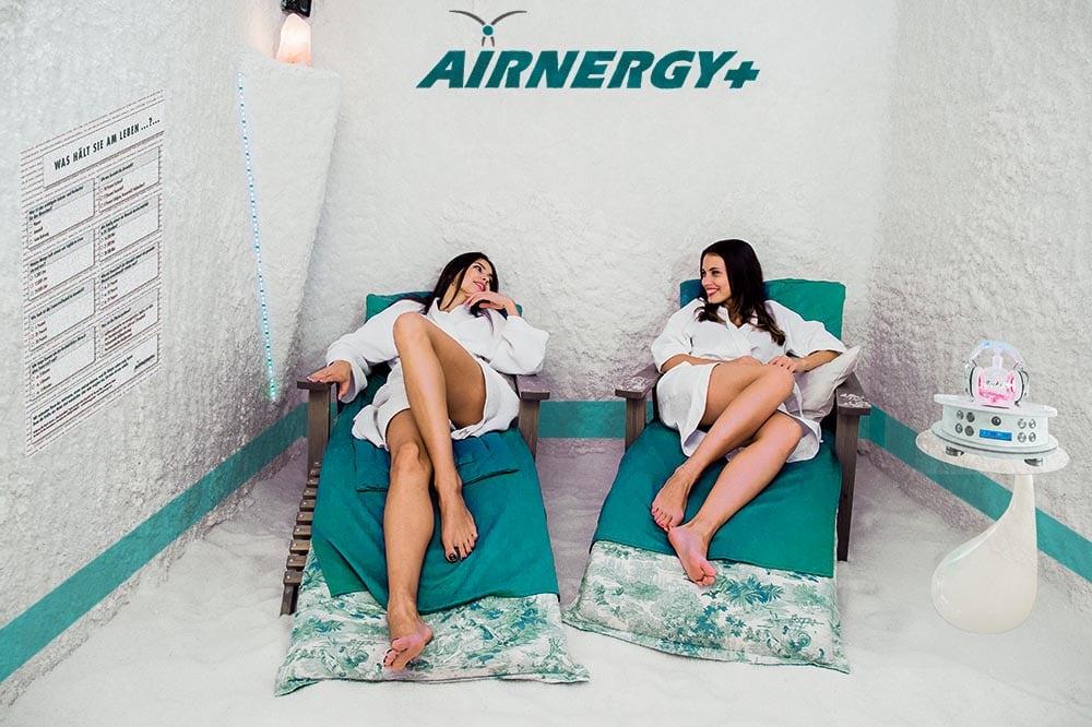 Atemstudio AIR SPA mit AIRNERGY