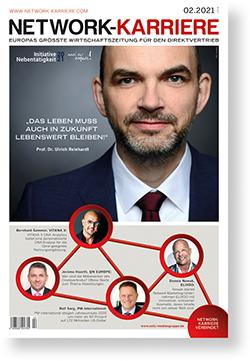 Network-Karriere Wirtschaftszeitung AIRNERGY