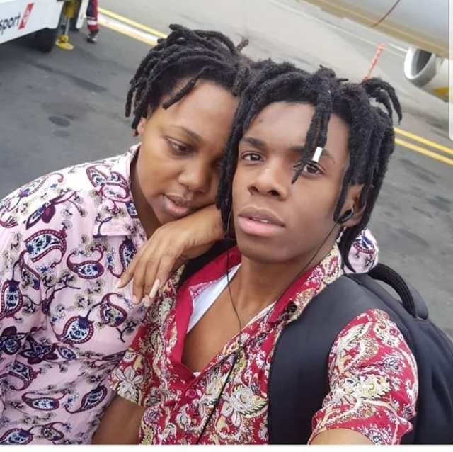 Wonders 19-year-old boy marries 39-year old woman in nigeria airnewsonline