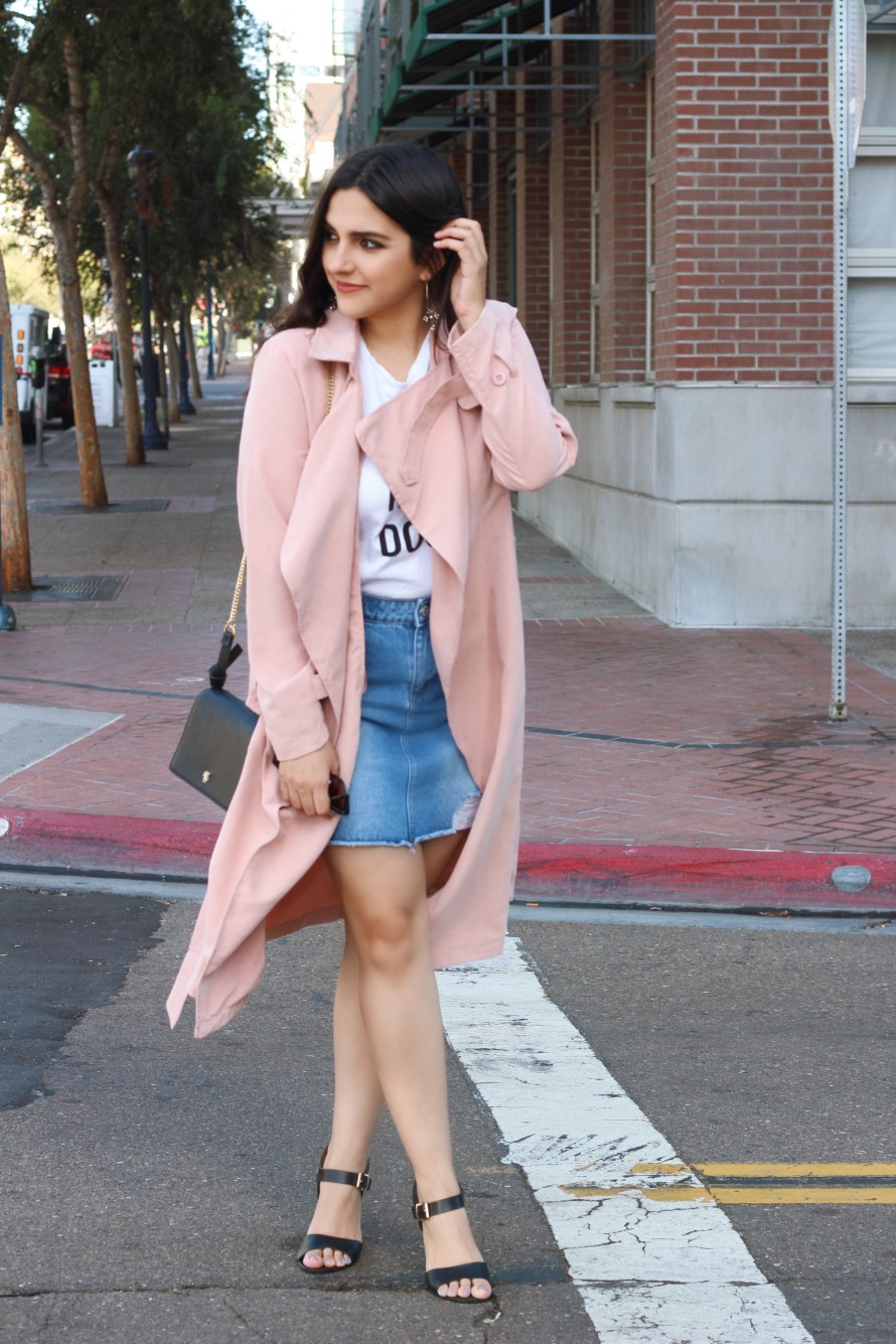 fall trend duster coats