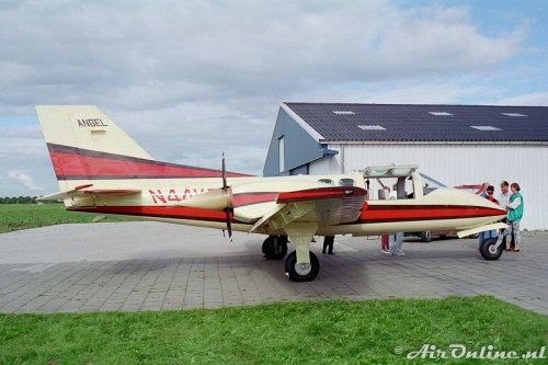 N44KE Angel Aircraft Corporation Angel 44 / Lelystad 1993