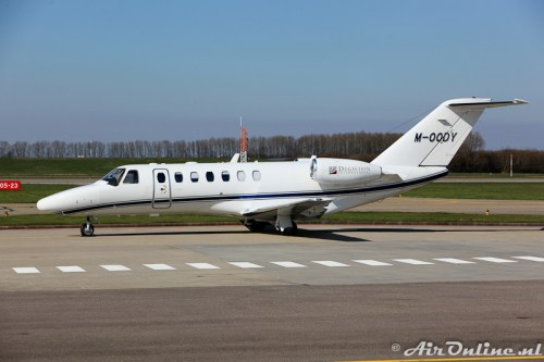 M-OODY Cessna 525B Citationjet CJ3