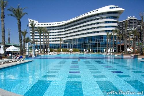 Hotel Concorde in Antalya (Turkije)