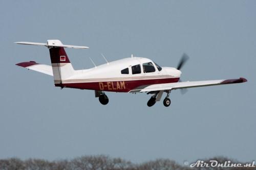 D-ELAM Piper PA-28RT-201 Turbo Arrow IV