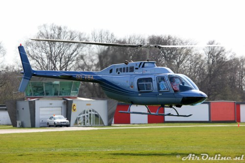 OO-VBA Bell 206B-3 JetRanger III