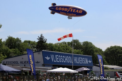 G-TLEL American Blimp Co. A-60+ Goodyear Spirit Of Safety II