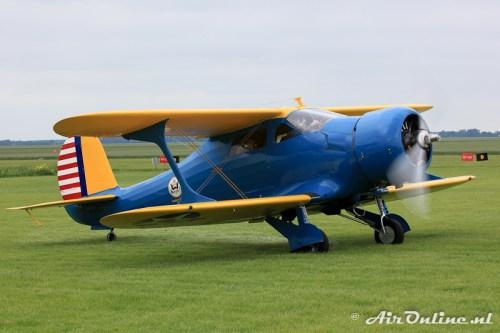 N295BS Beech YC-43 Traveller