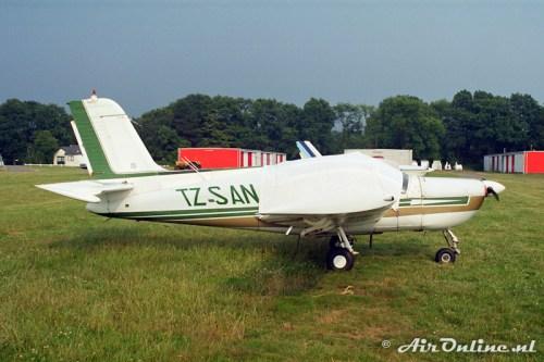 TZ-SAN SOCATA MS-894A Minerva (Hilversum juli 1999)