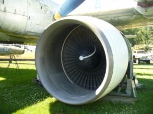 motor z Boeing 747