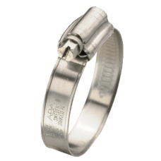 PREVOST SOLID BAND STAINLESS STEEL WORM