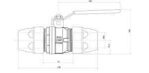 airnet 40mm valve